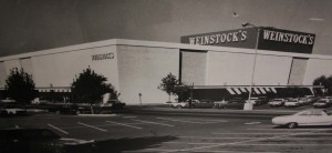 Weinstock's served as a longtime anchor store of the Arden Fair Mall. (Photo courtesy of Arden Fair Mall)