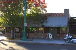 The Limelight at 1014 Alhambra Blvd. has been a part of the East Sacramento/midtown community since 1960. The business is known for its popular bar, café and card room. (Photo by Lance Armstrong)