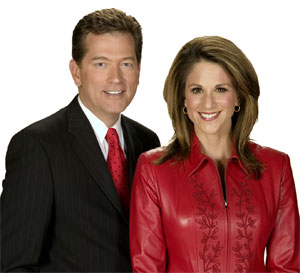 Many other notable anchors and reporters contributed to the success of the station and helped pave the way for such current Channel 10 personalities as Dale Schornack and Cristina Mendonsa. (Photo courtesy KXTV Channel 10)