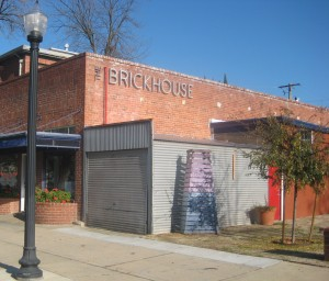 The Brickhouse Art Studios, located at 2837 36th St. just south of East Sacramento, is a burgeoning center for Sacramento artists. (Photo courtesy Jeff Mains)