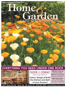 "Download the April and May editions of ""The Home and Garden Guide"" using the links in bold above."