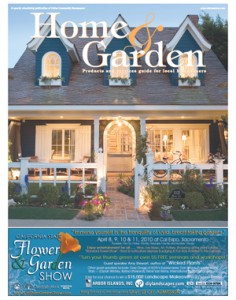 """The Home and Garden Guide"" Special Advertising Section is a new publication of the Valley Community Newspapers."