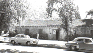 The now-70-year-old California State Indian Museum is shown in this 1950s photograph. (Photo courtesy of the California State Indian Museum)