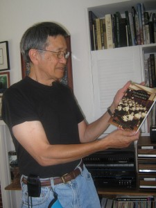 "Local author Lawrence Tom will be lecturing at Sacramento branch libraries during the month of September. The topic will be ""Sacramento's Chinatown,"" the history of the local Chinese community from the 19th century up to the present day. / Valley Community News photo by Art German"