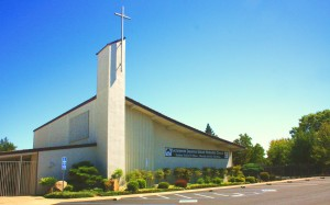 The Sacramento Japanese United Methodist Church at 6929 Franklin Blvd. in south Sacramento will be the site of an Asian food and cultural bazaar on Saturday, Oct. 2. / Valley Community Newspapers photo by Lance Armstrong