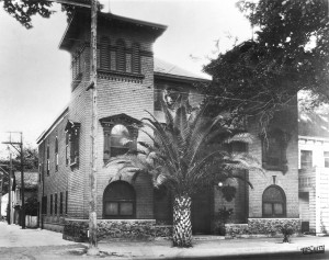 The 15th Street synagogue at 1421 15th St. served the congregation from 1904 to 1954. / Photo courtesy of Congregation B'nai Israel