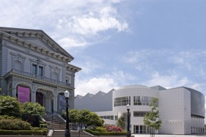 The Crocker Art Museum in Sacramento / Photo courtesy of Brian Suhr