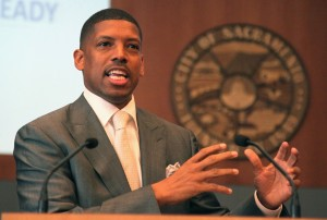 Sacramento Mayor Kevin Johnson / Valley Community Newspapers file photo, Stephen Crowley