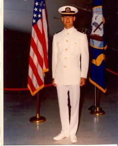 Navy Lt. j.g. David A. Warne, who was lost at sea at the age of 27 on Jan. 12, 1991, will be honored in a special ceremony at Patriots Park on Saturday, Nov. 6. / Photo courtesy of Carmichael RPD