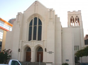 The current, gothic-style Pioneer Congregational Church building was constructed in 1926. / Valley Community Newspapers photo, Lance Armstrong