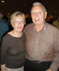 Fair Oaks residents Jack and Norma Kersten are among the many people who enjoy attending bi-weekly dances at the Mission Oaks Community Center. / Valley Community Newspapers photo, Lance Armstrong