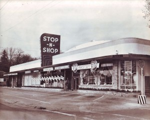 The Stop-N-Shop market at 3231 Riverside Blvd. served the community from 1947 to 1975. The building, which still exists today, was later home to Walter Kassis' Big K Market, which closed in 1982. / Photo courtesy of the Kassis family