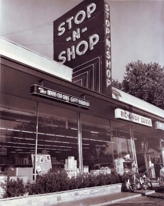 Another view of the Stop-N-Shop market at 3231 Riverside Blvd. / Photo courtesy of the Kassis family