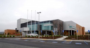 The Los Rios Community College District's latest facility, the Three Stages performing arts center at Folsom Lake College, benefited from construction during a down economy. The district was able to build more within the project's budget than might otherwise have been the case. / Valley Community Newspapers photo, Tom Paniagua