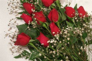 Valentine's Day is Feb. 14. Show them how much you care with the gift of flowers. / Photo courtesy