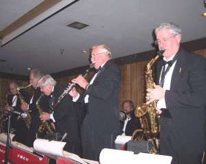 Fred Morgan and his professional big band will headline at the 10th annual Presidents Ball at Elks Lodge No. 6 in Sacramento on Feb. 27. / Photo courtesy
