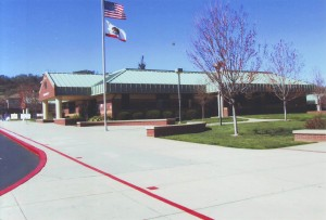 Silva Valley Elementary School in El Dorado Hills was named in honor of Faustino Silva. / Photo courtesy, PHCS