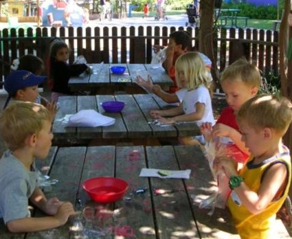 Fun camp opportunities are now available at Fairytale Town in Sacramento's William Land Park. / Photo courtesy, Fairytale Town