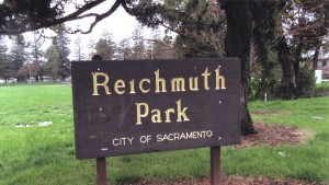 Reichmuth Park at 6135 Gloria Drive was named after the Reichmuth family, who resided on property east of Munger's Lake. / Photo courtesy, Dolores (Silva) Greenslate
