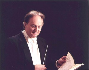 Michael Neumann has won many awards for his work as an orchestra conductor. / Photo courtesy, Tom Thompson