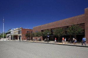 The California State Railroad Museum's two-story, 100,000-square-foot Railroad History Museum building at 111 I St. will enter its third decade of operation on May 2. / Photo courtesy, Dave Henry