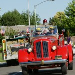 Pocket Parade 2010 - old firetruck