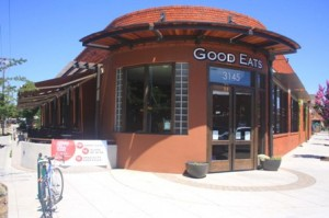 Good Eats opened in the old Rosemount Grill building at 3145 Folsom Blvd. on Aug. 29, 2010. / Valley Community Newspapers photo, Lance Armstrong