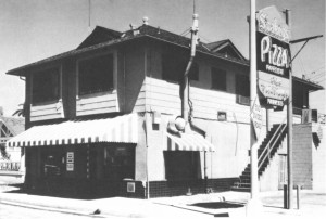 Shakey's Pizza Parlor and Ye Public House in East Sacramento is shown during its early years. /  Photo courtesy, Shakey's USA, Inc.Pizza