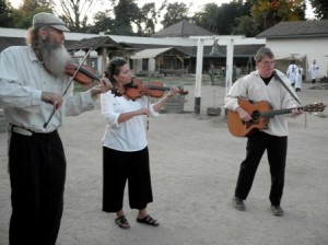 STEP TO THE BEAT. A Taste of History will include live, historic, acoustic music. / Photo courtesy, Friends of Sutter's Fort