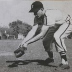 NICK CAPACHI played baseball at Sacramento High School during the early 1950s. / Photo courtesy, Nick Capachi