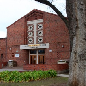 THE CLUNIE HALL COMMUNITY CENTER is an icon built in memory of a Sacramento businesswoman who served the community. In 1934, Florence Turton Clunie's estate bequeathed $150,000 to build the center – over $2.5 million in today's dollars. / Valley Community Newspapers photo, Stephen Crowley