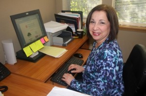 LINDA MELODY has experienced much success as the Carmichael Chamber of Commerce's executive consultant. / Valley Community Newspapers photo, Lance