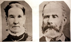 IRISH PIONEERS. Penny Hogge-Dayley's great-great grandparents, the Irish-born Thomas and Elizabeth McLelland, immigrated to America in 1844.Photo courtesy, Penny Hogge-Dayley