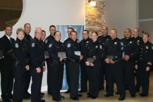 COMMENDABLE WORK. Mothers Against Drunk Driving (MADD) recognized individuals in local law enforcement for their actions to combat impaired driving. / Photo courtesy, Sacramento Police Department