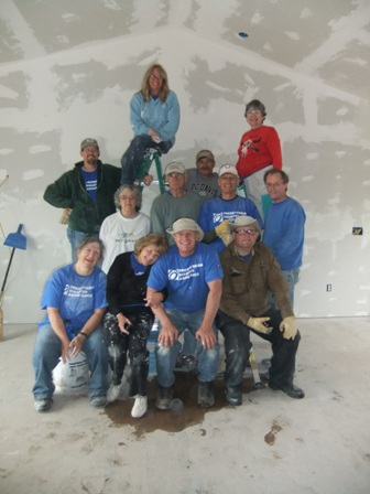 A MISSION TO REBUILD. An adult mission team from Northminster Presbyterian ...