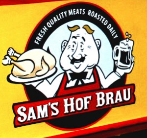 AREA ICON. Sam's Hof Brau at 2500 Watt Ave. is the last remaining Sam Gordon-founded eatery in Sacramento. / Arden-Carmichael News photo, Lance Armstrong