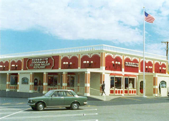 A vintage photograph of a Ferell's location. (ferrellsusa.com)