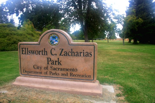 Ellsworth C. Zacharias Park was named in honor of a former land owner in today's Greenhaven area.  //  Photo by Lance Armstrong