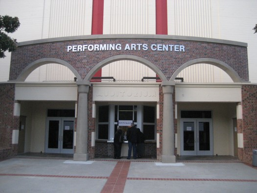 The Performing Arts Center at Sacramento City College held a grand opening on Oct. 12 to show off many renovations. / Photos by Benn Hodapp