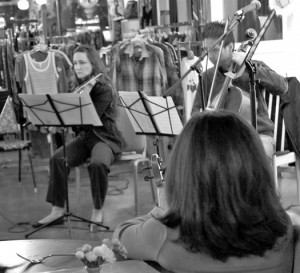Photo courtesy Members of Classical Revolution at a previous chamber jam.
