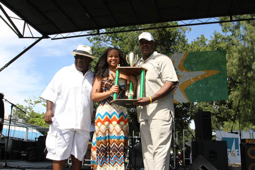 12th Annual Sacramento Juneteenth Celebration will be held on June 14-16 at William Land Park. Seen at center is 2012 Juneteenth Talent Contest winner, Reyna Armour.