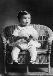 Marvin Silva is shown at the age of 1. Photo courtesy of Silva family