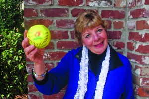 Pocket area resident Fran Dowell has been serving as the executive director of Senior Softball-USA since 2006. The organization was founded in the Pocket in 1988. Photo by Lance Armstrong