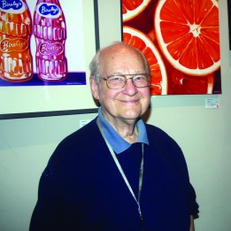 Carmichael area resident Bob Miller has enjoyed a long career as an artist. Photo by Lance Armstrong
