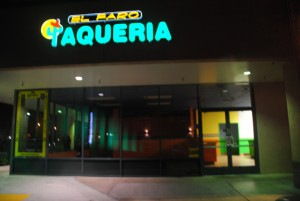 Pocket's El Faro Taqueria is now another empty store front inside the Promenade Shopping Center. Photo by Monica Stark