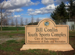 The Bill Conlin Youth Sports Complex is located at 7895 Freeport Blvd. Photo by Lance Armstrong