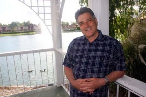 Steve Masone is enjoying his role in bringing new dinner theater productions to the Sacramento area. Photo by Lance Armstrong