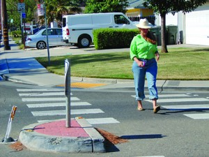 Tahoe Park resident Adelita Espinoza is on a mission to make Tahoe Park streets safer.