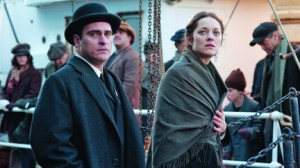 The Immigrant- Joaquin Phoenix and Marion Cotillard