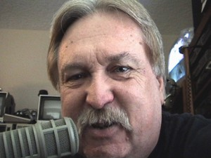 George Junak, who is known in radio as Greg Mitchell, established the 24-hour per day Internet radio station KXOA in 2009. Photo courtesy of George Junak